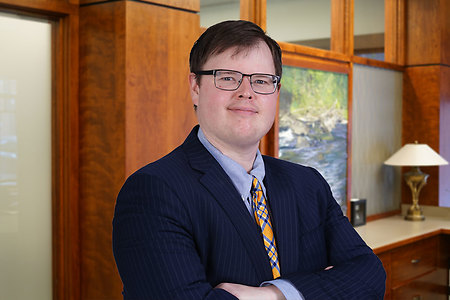 Photo of Christopher D. Smith
