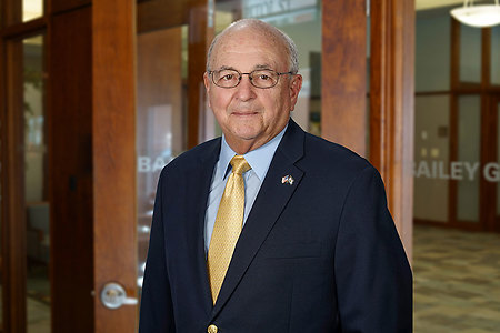 Photo of John C. Ailes, Jr.