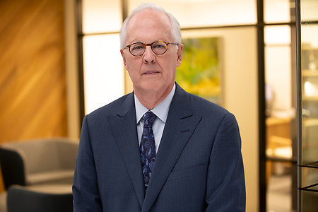 Photo of Hon. Thomas B. Bennett (ret.)